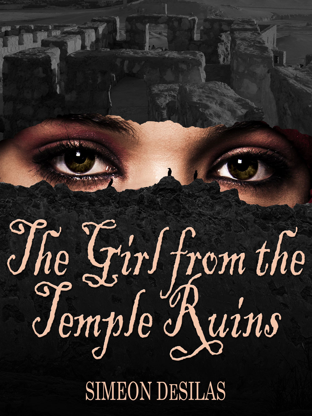 The Girl from the Temple Ruins