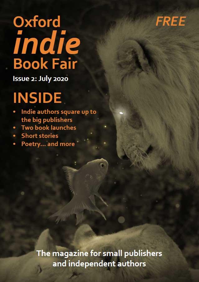 Oxford Indie Book Fair Magazine. Issue 2