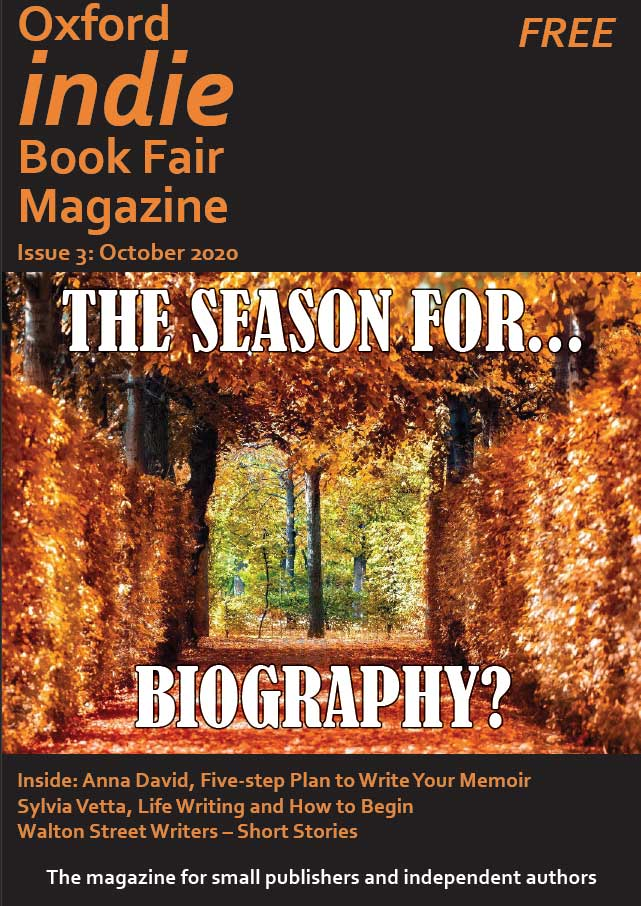 Oxford Indie Book Fair Magazine Issue 3