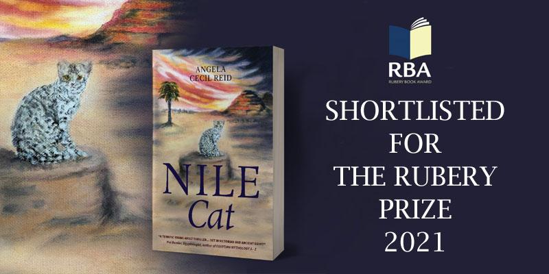 Nile Cat - Angela Reid