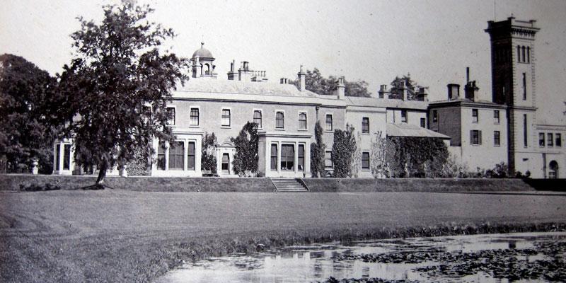 Didlington Hall